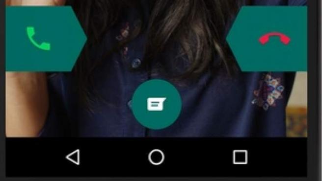 Las videollamadas de Whatsapp llegaron hace pocas semanas a todos los usuarios de la app.