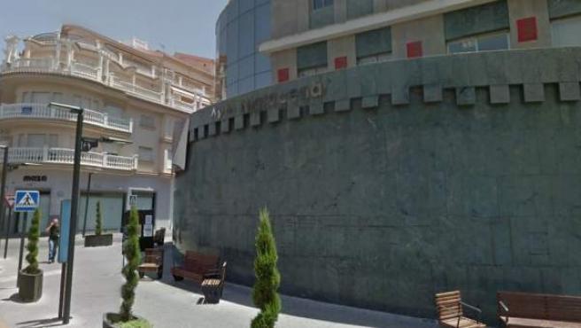 Imagen del Ayuntamiento de la localidad granadina de Maracena.