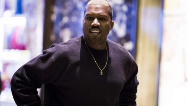 El rapero Kanye West, en una imagen reciente.