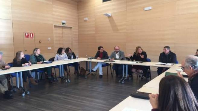 Comisión participación ciudadana area sanitaria Ronda Ana Isabel González