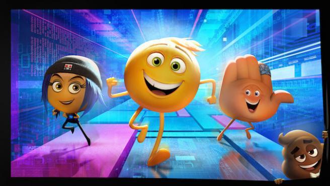 'Emojimovie': Primer vistazo a la película hecha de emojis