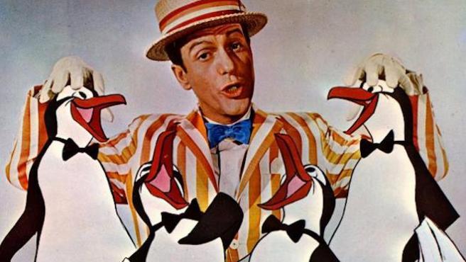Dick Van Dyke estará en 'Mary Poppins Returns'