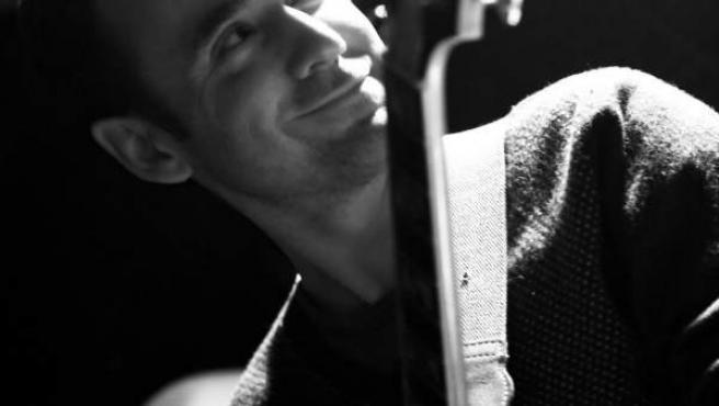 El guitarrista Albert Vila