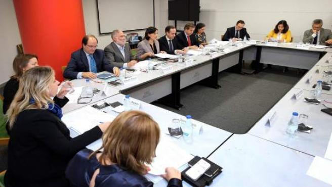 Reunión del Patronato del FIS