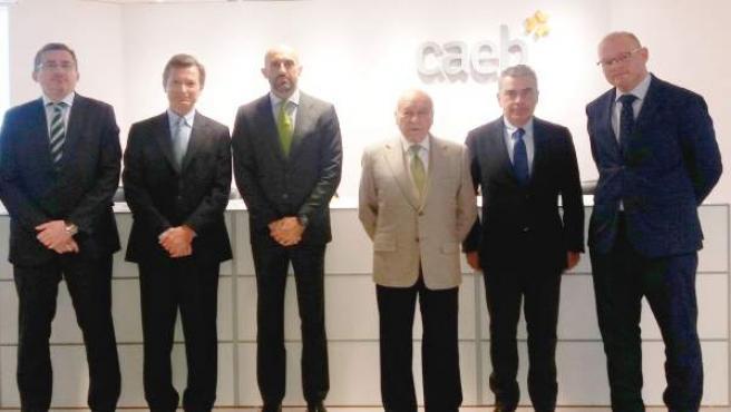 Jornada de CAEB y Bankia sobre extrenalización