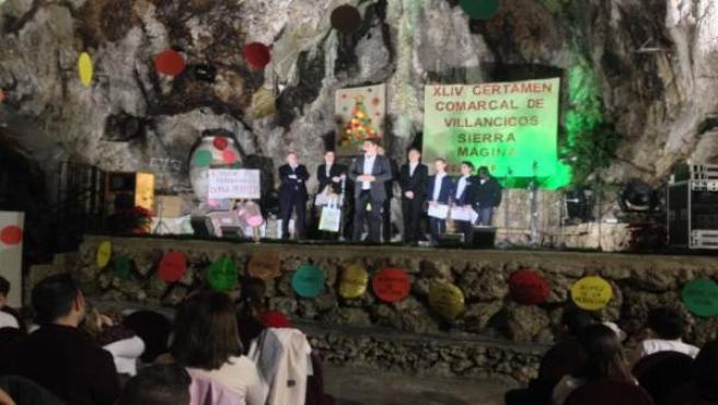 XLIV Certamen de Villancicos de Sierra Mágina.