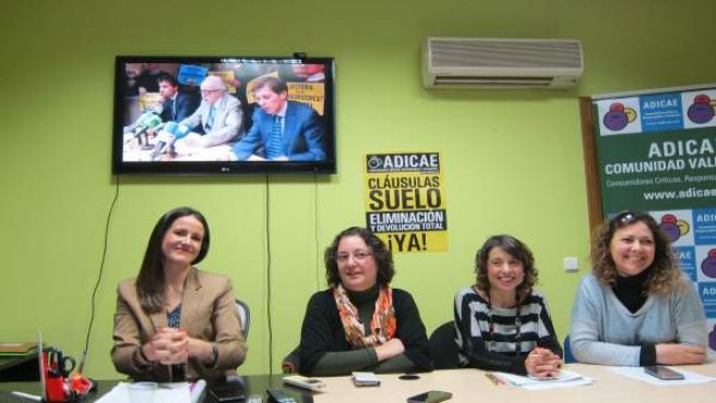 García, Mullor, Huerta y Galiana. Adicae CV