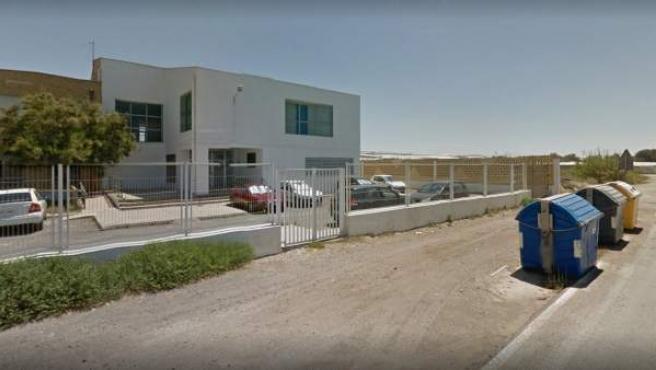 Denuncian la agresión de un alumno a una profesora en un instituto de Balerma (Almería).