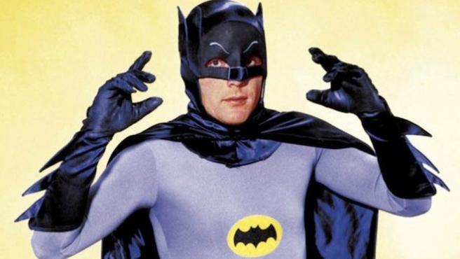 Los cuadros de Batman: así retrató Adam West a los villanos de Gotham