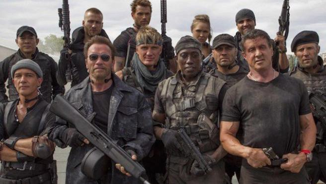 'Los mercenarios 4' acabará la saga en 2018