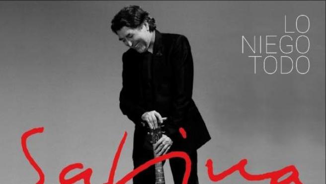 Anuncio de la nueva gira de Joaquín Sabina, 'Lo niego todo'.