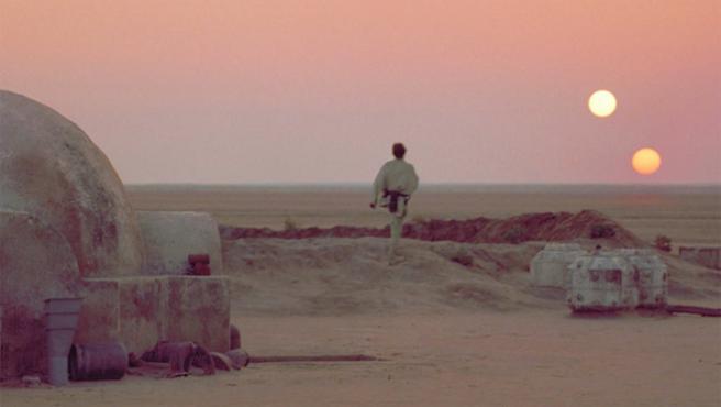 ¿Qué versión de 'Star Wars' ha sido restaurada en 4K?