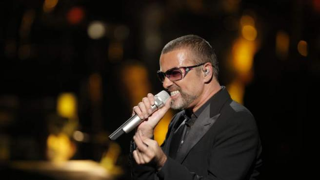 El cantante en un concierto en París, en 2012.