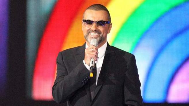 El cantante George Michael.