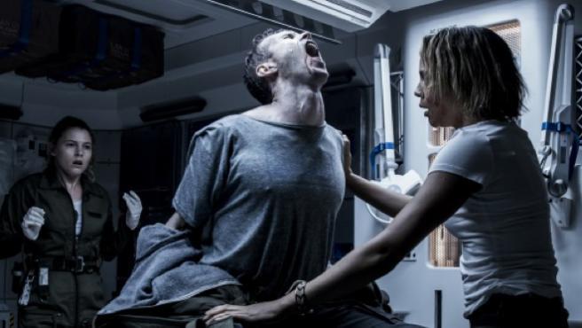 5 preguntas sobre el tráiler de 'Alien: Covenant'