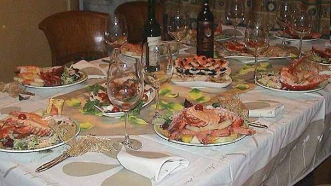 Cono afrontar los excesos de las cenas y comidas de Navidad.