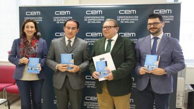 Libro CEM CEA Cámara de Comercio González de Lara Pérez Casero