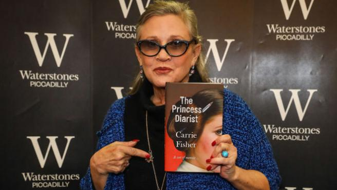 Muere Carrie Fisher a los 60 años