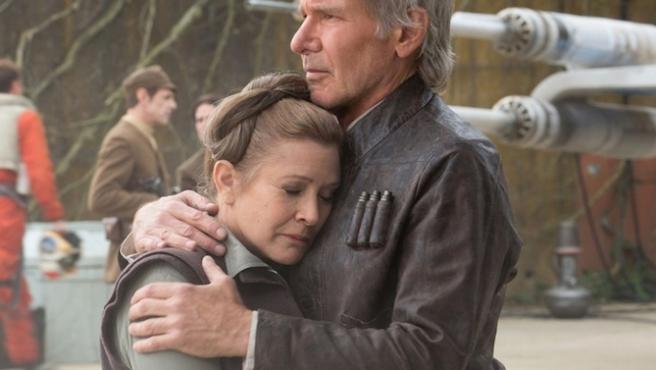 ¿Cómo afecta la muerte de Carrie Fisher a los episodios VIII y IX de 'Star Wars'?