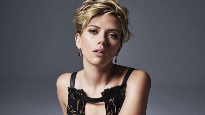 Scarlett Johansson es la actriz más taquillera de 2016