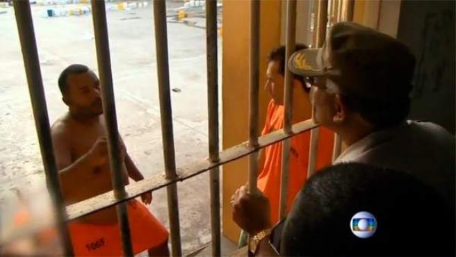 El motín de una cárcel del estado brasileño de Bahía en 2015 terminó con un saldo de nueve presos muertos.