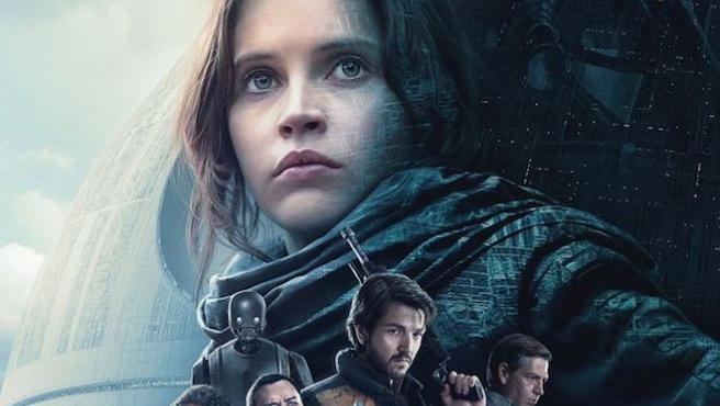 'Rogue One' ya es la película más taquillera de las Navidades