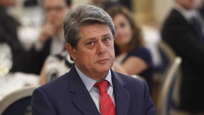 Federico Trillo en un acto.
