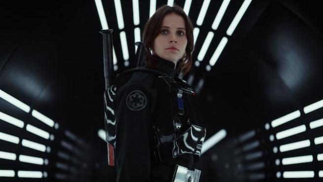 'Rogue One': Nuevas imágenes de las escenas eliminadas