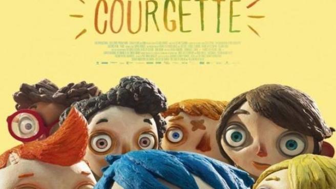 Cartel 'Ma vie da Courguette'