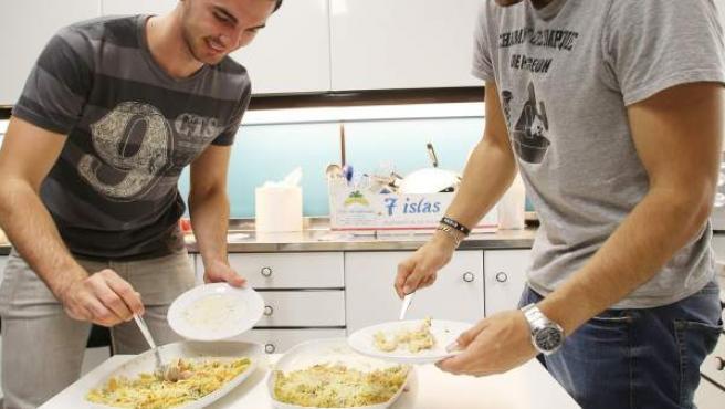 Imagen de uno de los cursos de cocina