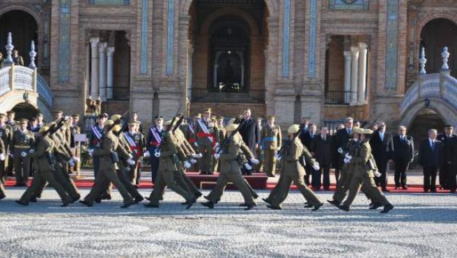 Pascua Militar En Sevilla