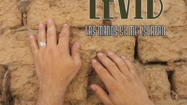 Portada del nuevo disco de Ángel Lévid, 'Las Manos se me escapan'