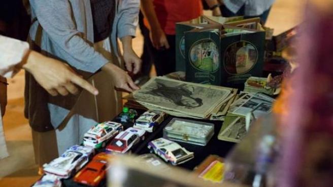 Np: La Térmica Busca Nuevos Expositores Para La Nueva Edición Del Rastro Cultura