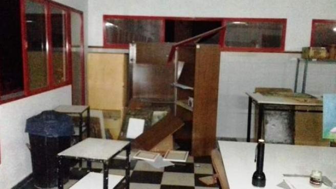 Concejalía De Policía: Detenidos Presunto Robo Centro Cultural