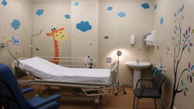 Nota De Prensa Y Fotos Consejería De Sanidad Hospital De Tomelloso Atención Pedi
