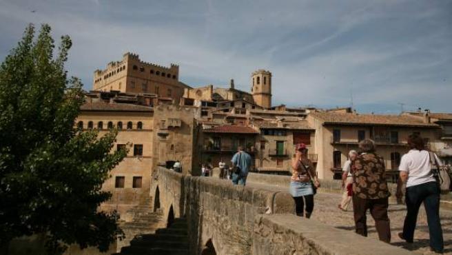 Maestrazgo Valderrobres (Teruel)