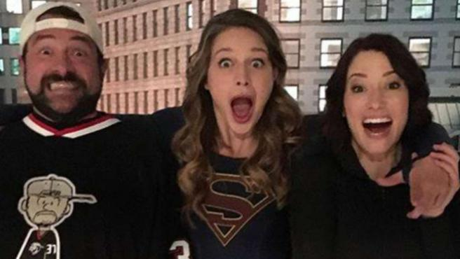 'Supergirl Lives': tráiler del capítulo de 'Supergirl' que dirige Kevin Smith