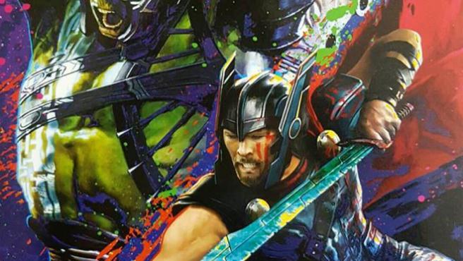 El Dios del Trueno se acerca: primera imagen oficial y sinopsis de 'Thor: Ragnarok'