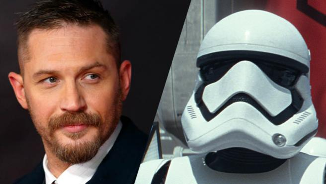 Tom Hardy habla de los rumores que le sitúan en el 'Episodio VIII' de 'Star Wars'