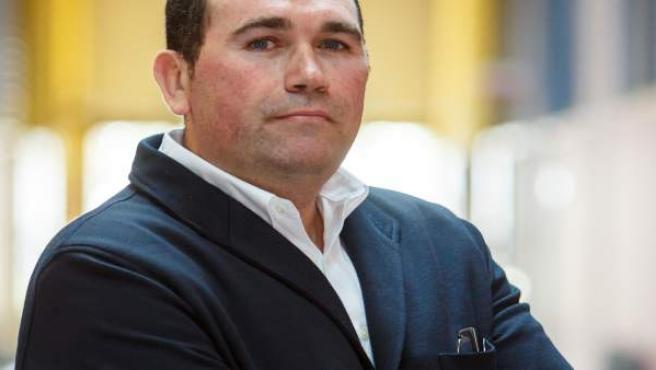 Felipe Martín Huete, doctor en Sociología de la UPNA