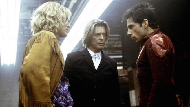 Los mejores homenajes a David Bowie en películas y series