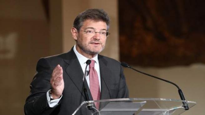 Catalá Inaugura Una Jornada Sobre Responsabilidad Penal De Las Empresas
