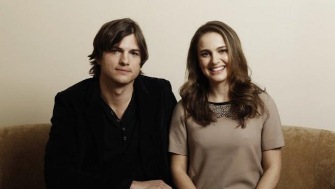 "Natalie Portman: ""Ashton Kutcher cobró el triple que yo en 'Sin compromiso"""