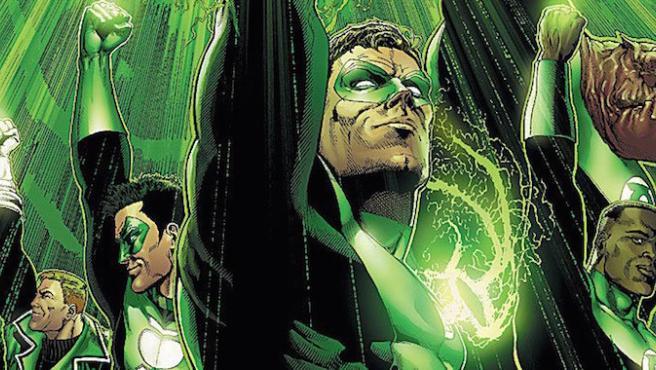 Warner pone en marcha 'Green Lantern Corps'