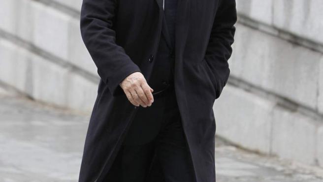 Federico Trillo, en una imagen de 2014.