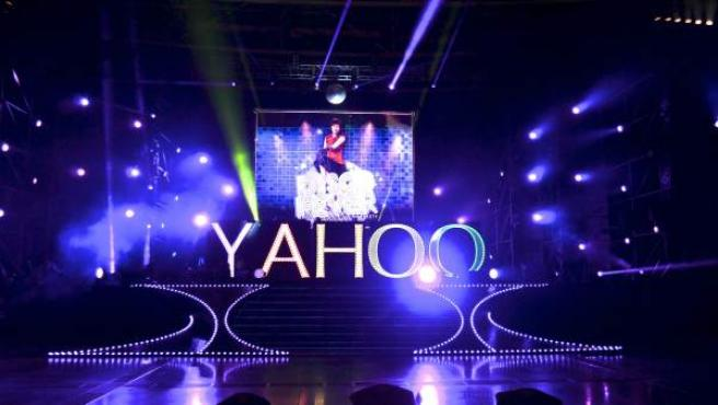 Evento de Yahoo en Taiwán.