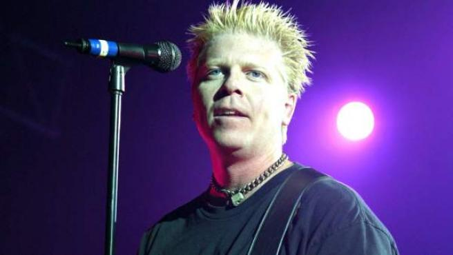 Dexter Holland, líder de 'The Offspring' e investigador del VIH.