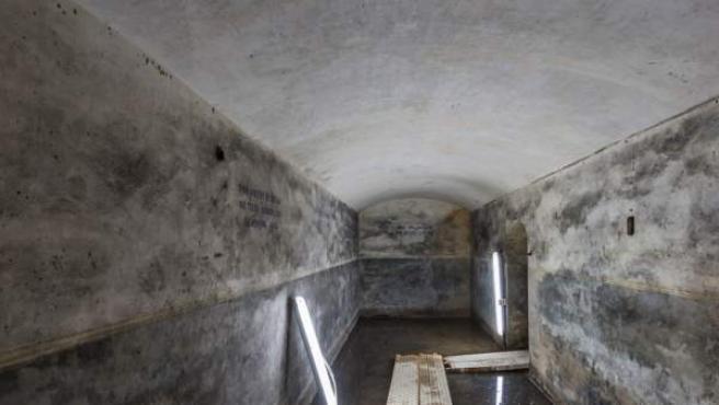 Refugio hallado en Bombas Gens