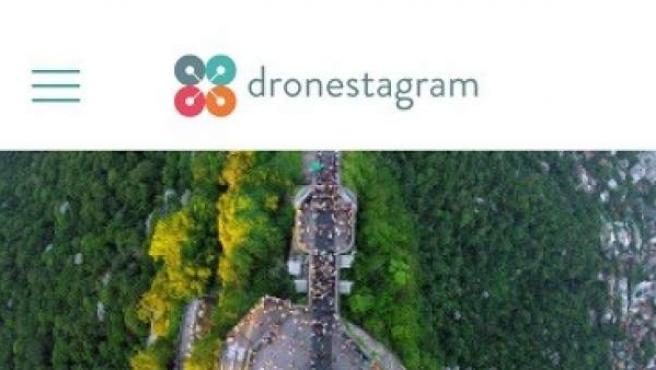 La plataforma para compartir imágenes hechas con drones en diferentes partes del mundo.