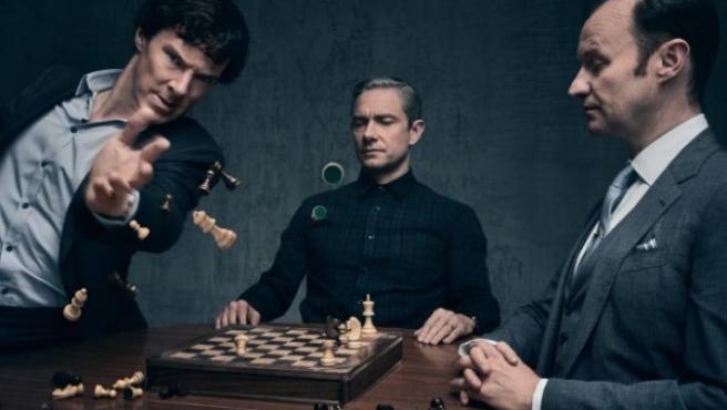 Sherlock 4x3: El problema final (y qué decepcionante final)